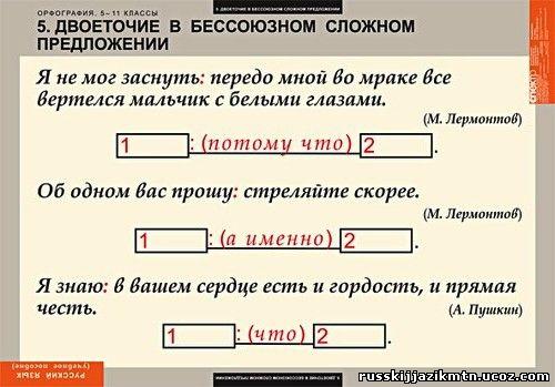 Примеры бсп предложений со схемами
